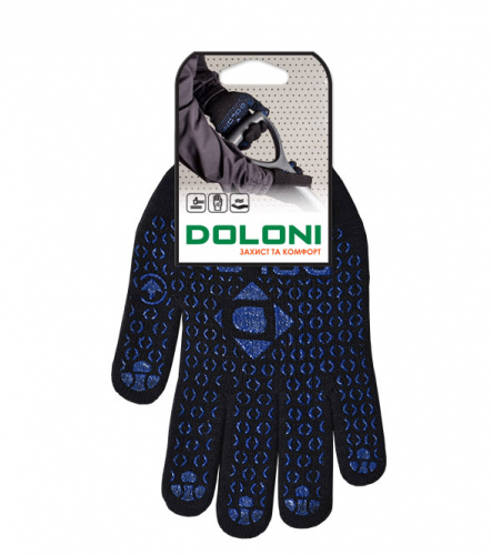 Universal Plus Doloni knitted gloves - 3