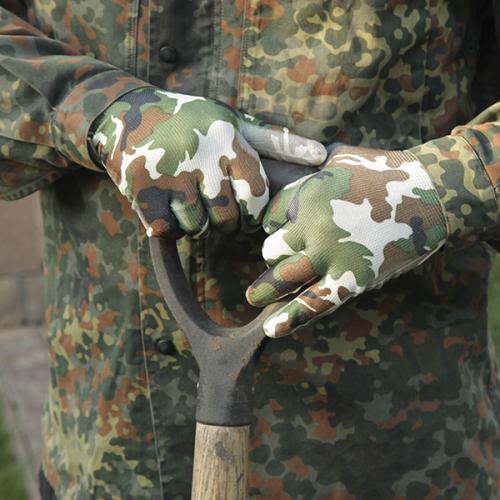 Рукавички D-FLEX трикотажні з поліуретановим покриттям - 3