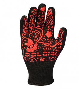 Garden Doloni knitted gloves