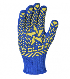 Star Doloni knitted gloves