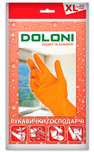 Universal household gloves DOLONI