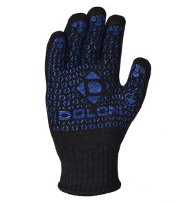 Universal Plus Doloni knitted gloves