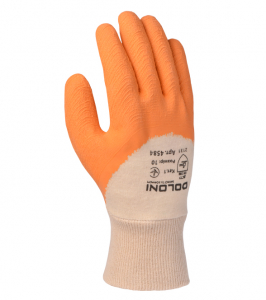 EXTRAGRAB knitted gloves wih Latex coating