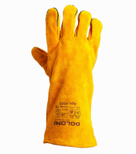 D-FLAME welding gloves