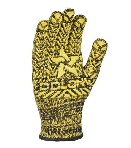 Star Doloni knitted gloves - 1