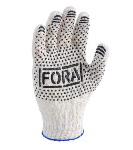 Перчатки Фора трикотажные - 1