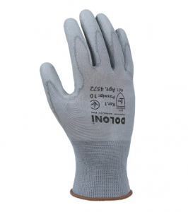 D-FLEX knitted gloves with PU coating
